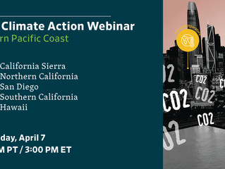 ASLA Climate Action Event: Southern Pacific Coast (Webinar)