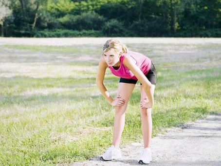 Dihanje med vadbo (treningom) part II