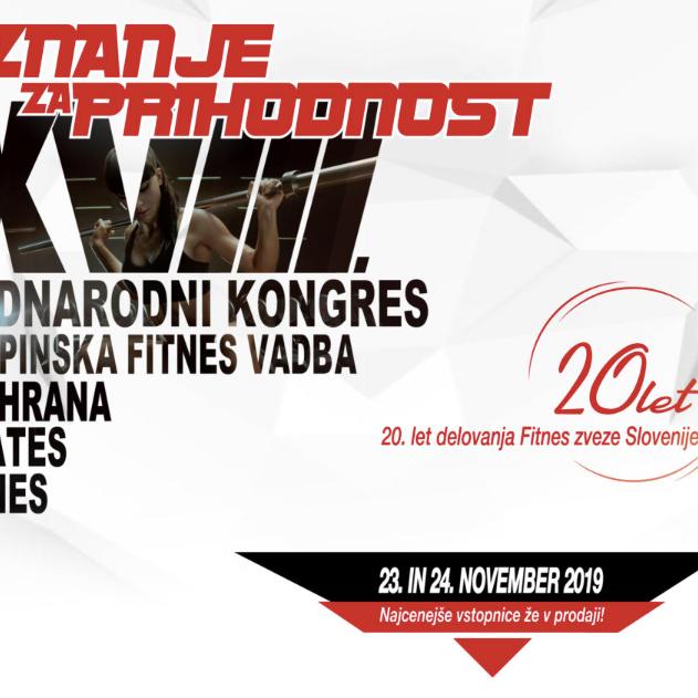 Kongres Fitnes zveze Slovenije