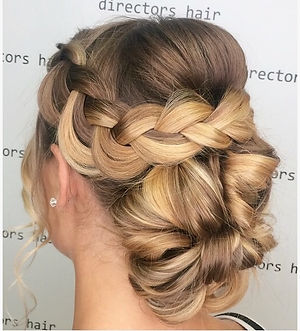 Directors Hair Bridal Hair styles or hair-ups for that special occasion