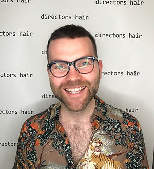 Directors Hair - Up to date fashionable hair cuts; on trend styles