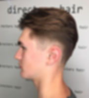 Top quality hair styling at Directors Hair