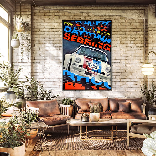 Sebring Daytona 77'