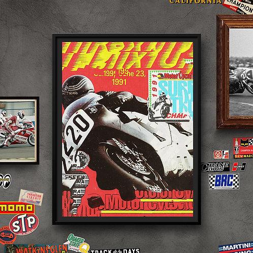 Thruxton Circuit '91