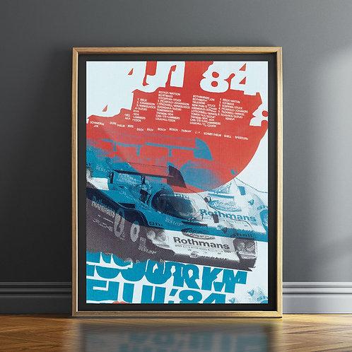 Fuji 84'