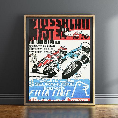 Artukainen Finnish GP 83'