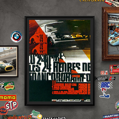 24 Hours of Spa '69