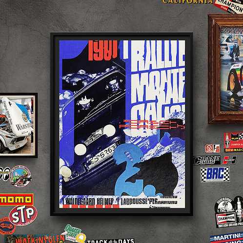 Rallye Monte Carlo 69'