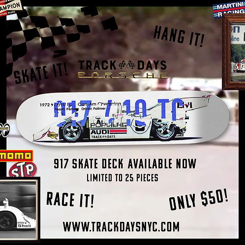 917 Skate Deck