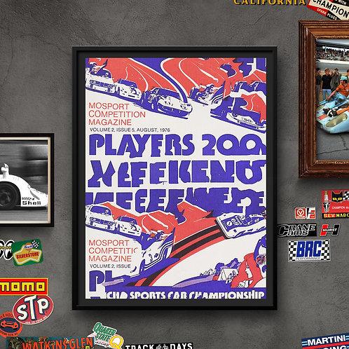 Players Weekend '76