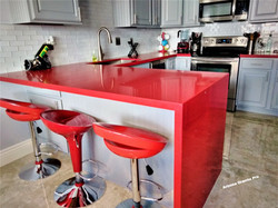 Red-Quartz-Countertop