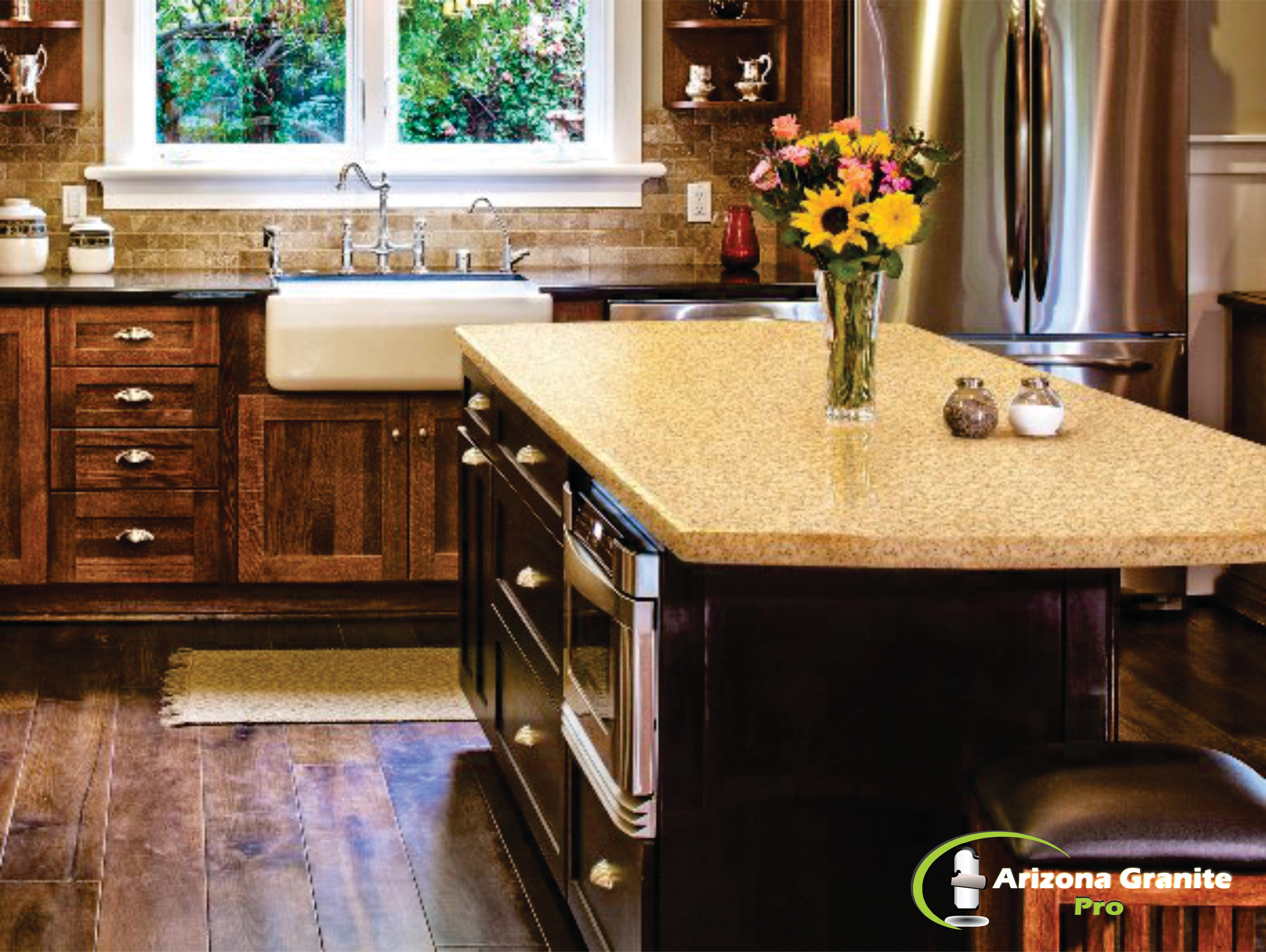 Granite-Kitchen-Countertop. Arizonagranitepro.5