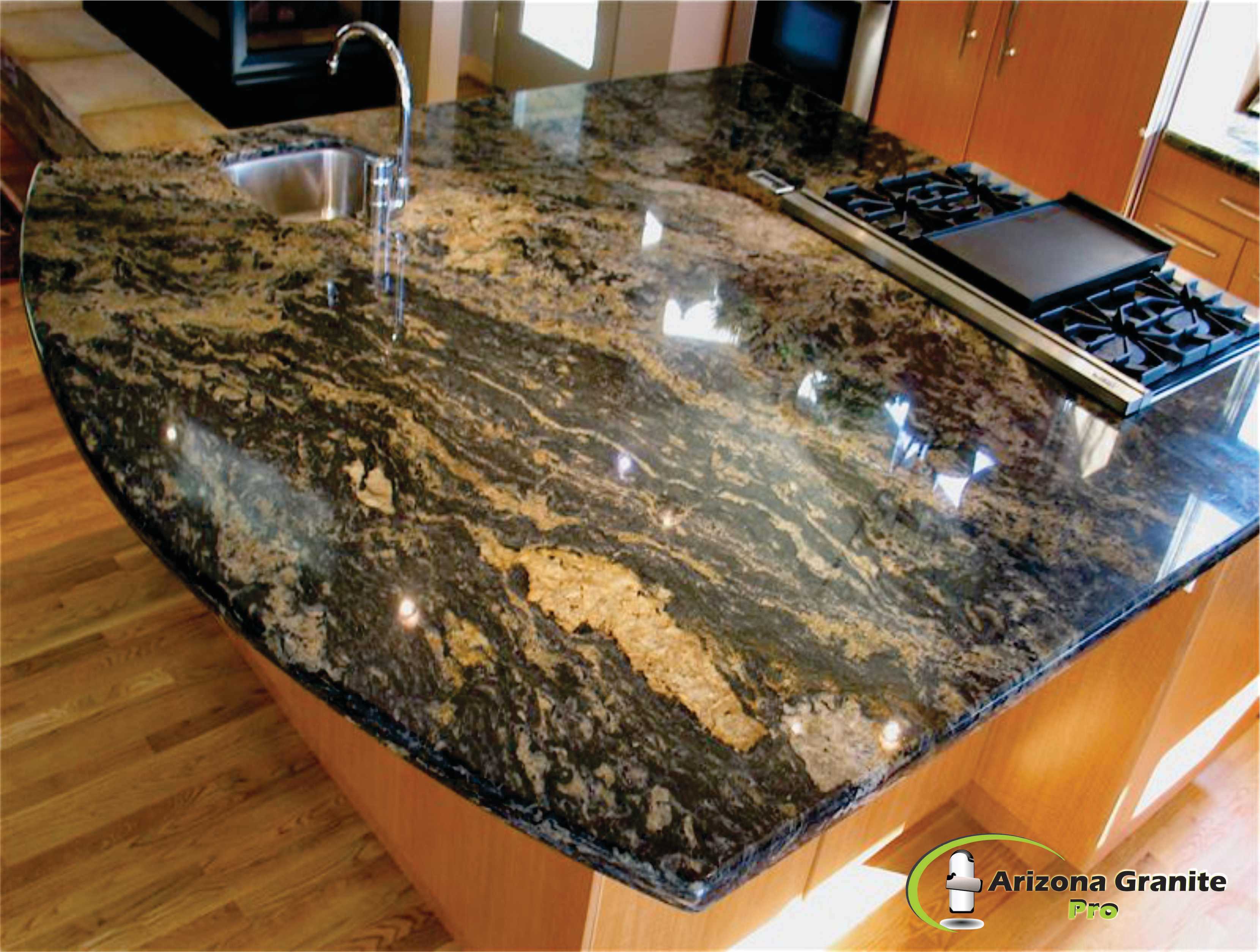 Granite-Kitchen- Arizona Granite Pro 2.