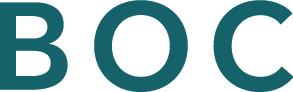 BOC logo i hovedfarge