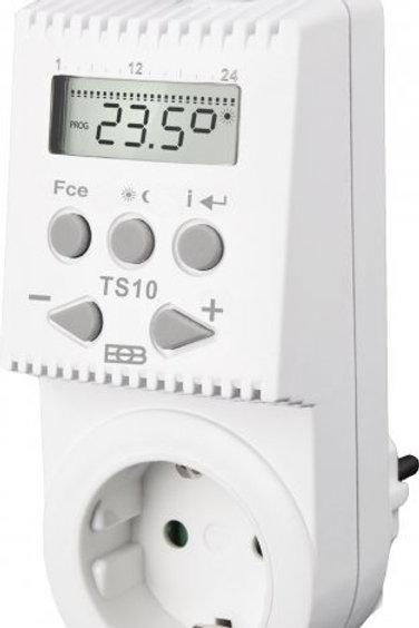 Steckdosenthermostat TS10 Infrarotheizung