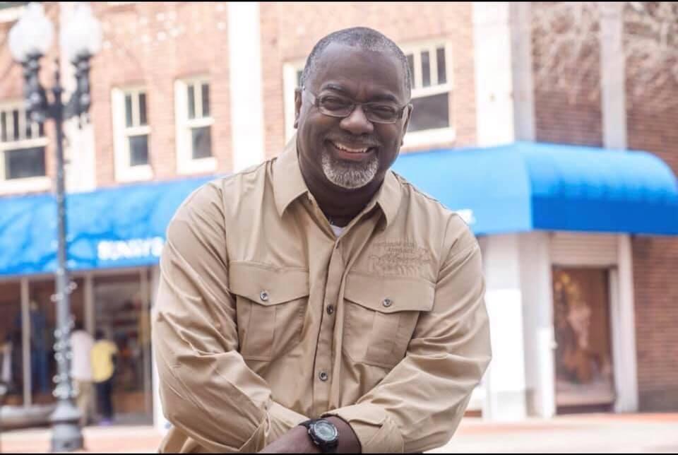 Pastor Charles E. Bloom