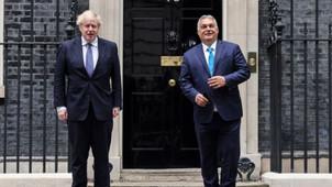 Sok tapasztalatot hozhatott Orbán  londoni útja