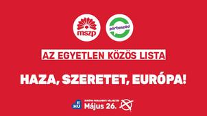 Az MSZP választási együttműködési megállapodást kötött a V21 csoporttal