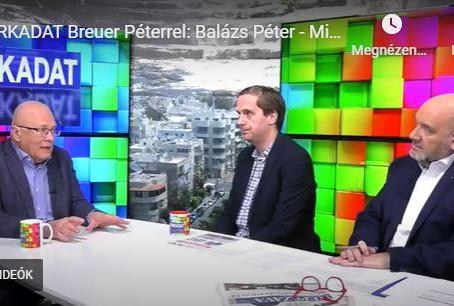 Balázs Péter - Mindenki győzött