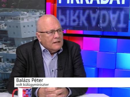 Balázs Péter az amerikai elnökválasztásról