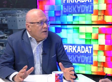 Balázs Péter aktuális európai kérdésekről a Heti tv-ben