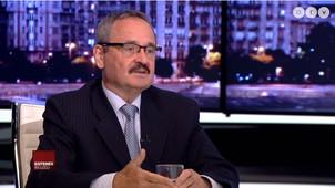 Raskó György az ATV-ben