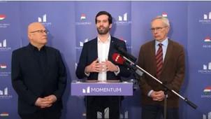Korszakváltó Kerekasztalhoz hívja a Momentum az ellenzéki pártokat