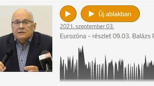 Balázs Péter: Orbán két bakot lőtt egyszerre