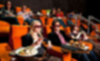со своей едой в кино