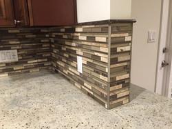 Backsplash Tile Install Long Beach