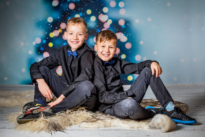 The Christmas pop-up photo sessions- Groningen