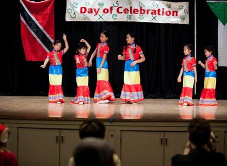 舞蹈班参加Celebration Event at St John Fisher College