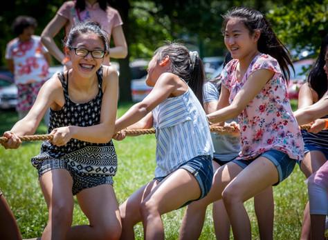 欢乐夏日: 2019中文学校Picnic