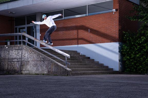 Jan Hirt - Fs Boardslide