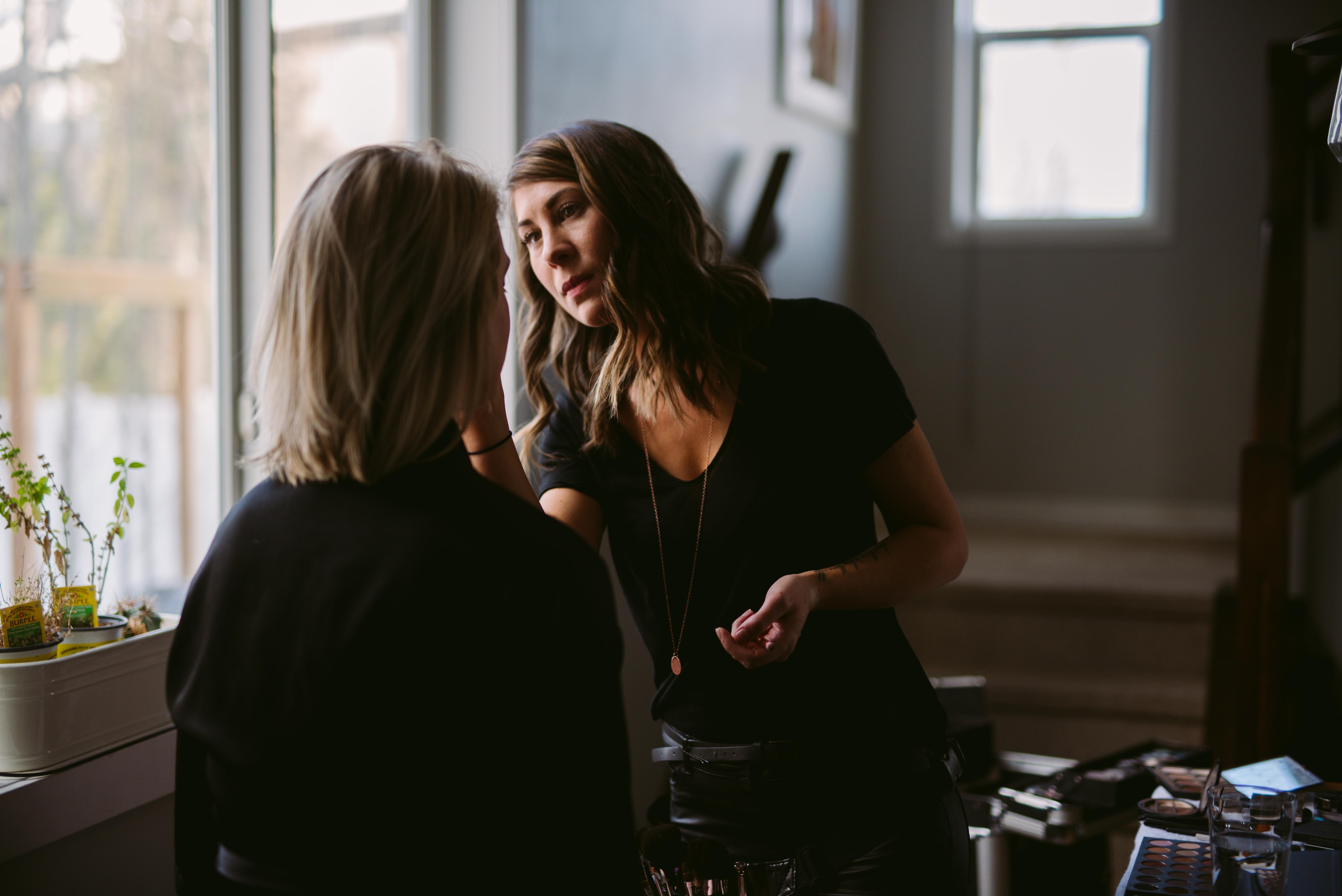 Bridal Airbrush Makeup Trial