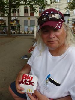 Big Mac in Slovania