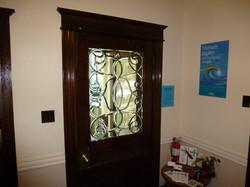 Beveled Door Restoration