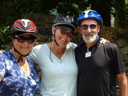 Biking buddies!