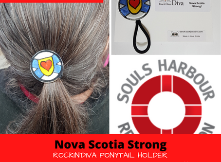 Nova Scotia Strong, Ponytail Holders & Soul's Harbour