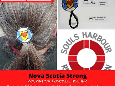 Nova Scotia Strong, Ponytail Holders & Soul's Harbour