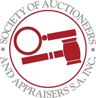 Logo - SOC OF AUCTIONEERS colo#CBD Hi Re