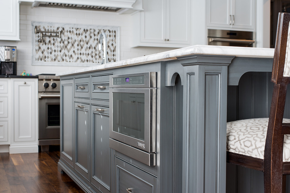 Smart cabinet painting services