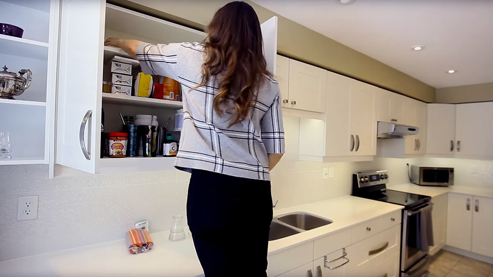 Kitchen Cabinet Care & Cleaning Tips