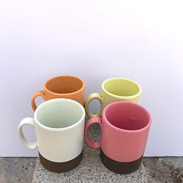 Mixed Mugs - Set of 4