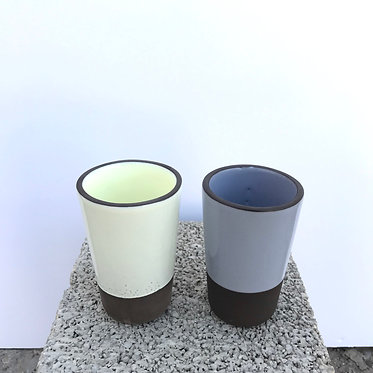 Mixed Conical Glasses (M) - Set of 2