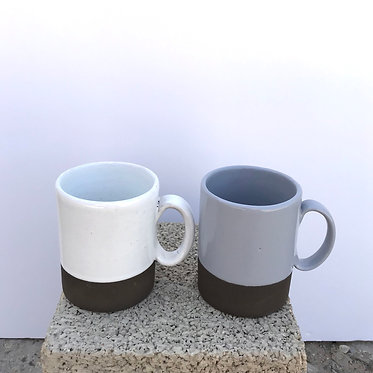 Mixed Mugs - Set of 2