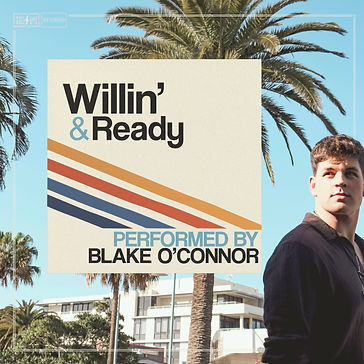 WILLIN' AND READY_Single Cover_3000x3000