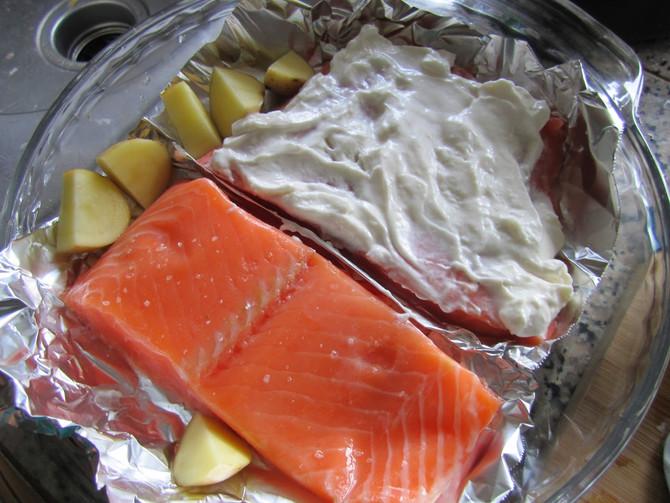 Flavorful Recipe: Teriyaki Salmon and Mango Salmon