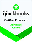 Quickbooks Advanced Certified Pro-Advisor