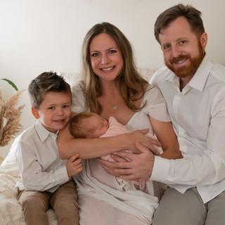 Cleveland Newborn & Family Photographer